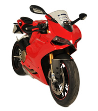 2012 Panigale front