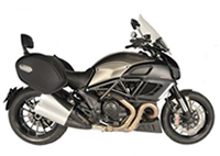 Ducati Diavel Strada (2014) Ducati Diavel Strada Side