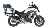Honda CB 500 X (2014) Honda CB500X (2014) Bike Side Image