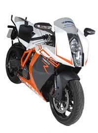 KTM RC 8R (2014) KTM RC 8R front