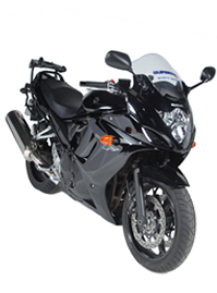 Suzuki GSX 650 F ABS (2014) Motorbike Rental