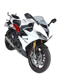 Triumph Daytona 675 R (2014) Motorbike Rental