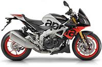 Aprilia Tuono V4 1100 Factory 2021 Motorbike Rental