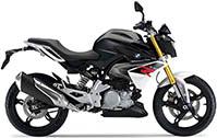 BMW G310 R 2019 Motorbike Rental