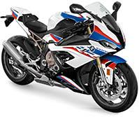 BMW S1000 RR (2020) Motorbike Rental