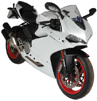 Ducati 959 Panigale  (2017) Motorbike Rental