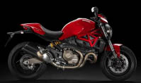 Ducati Monster 821 2020 Motorbike Rental