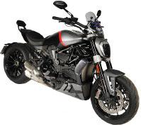 Ducati XDiavel 2021 Motorbike Rental