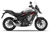 Honda CB500 X 2021 Motorbike Rental