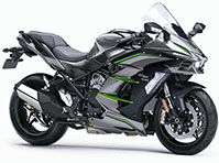 Kawasaki Ninja H2 Performance Tourer 2020