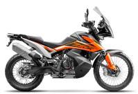 KTM 790 Adventure 2021 Motorbike Rental