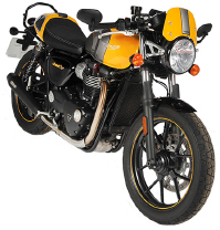 Triumph Bonneville Street Cup (2017) Motorbike Rental