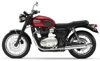 Triumph Bonneville T120 2020 Motorbike Rental