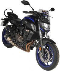 Yamaha MT07 689cc Restricted (2018) Motorbike Rental