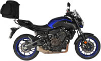 Yamaha MT07 689cc Restricted (2018) MT07 689cc (2018) Side