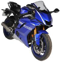 Yamaha R6 (2017) Motorbike Rental