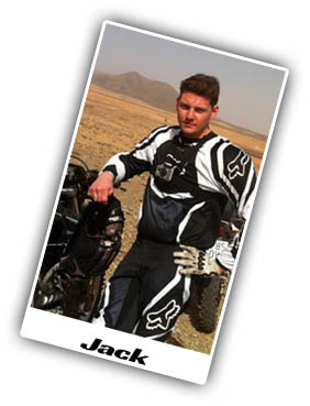 Jack from Superbike