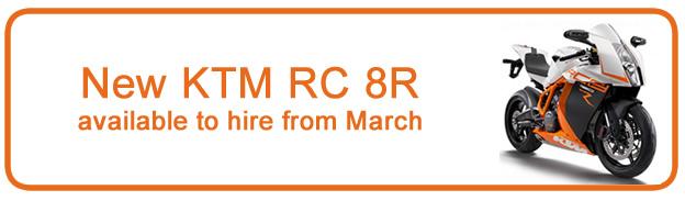 KTM RC 8R